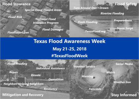 Flood Awareness Week - Gray